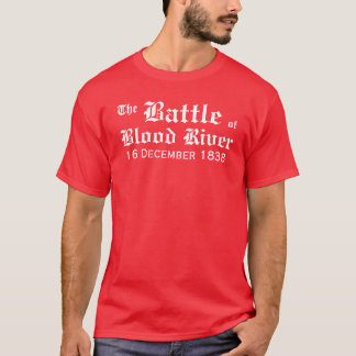 The Battle of Blood River T-Shirt