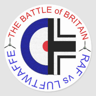 The Battle of Britain Stickers