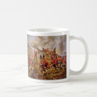 The Battle of Bunker Hill by E. Percy Moran Coffee Mugs