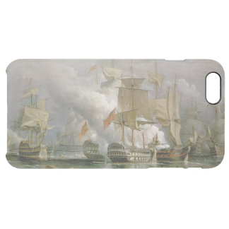 The Battle of Cape St. Vincent, 14th February 1797 Clear iPhone 6 Plus Case