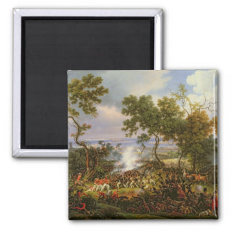 The Battle of Chiclana, 5th March 1811, 1824 Square Magnet