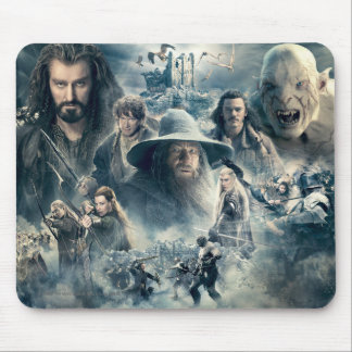 THE BATTLE OF FIVE ARMIES™ MOUSE PAD