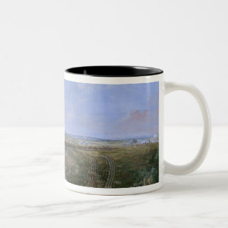 The Battle of Fontenoy, 11th May 1745, 1779 Two-Tone Coffee Mug