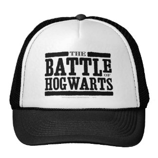The Battle of Hogwarts Cap