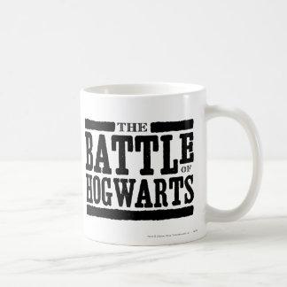 The Battle of Hogwarts Coffee Mug