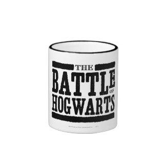The Battle of Hogwarts Ringer Mug