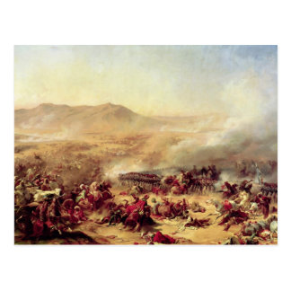 The Battle of Mont Thabor, 16th April 1799 Postcard