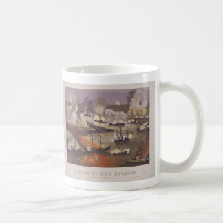The Battle of New Orleans by Thomas S. Sinclair Coffee Mug