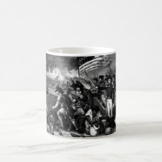 The Battle of New Orleans. January 1815_War Image Coffee Mug