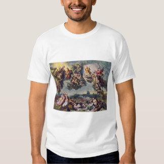 The Battle Of The Huns By Wilhelm Von Kaulbach Shirt
