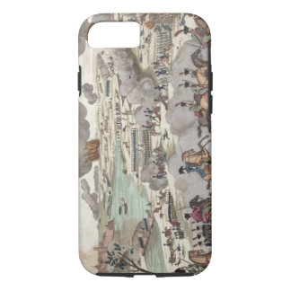 The Battle of Wagram, 6th July 1809 (engraving) iPhone 7 Case