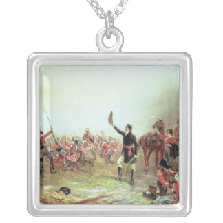 The Battle of Waterloo, 18th June 1815 2 Silver Plated Necklace