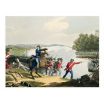 The Battle of Waterloo Decided by the Duke of Well Postcards