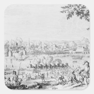 The Battle of Zutphen, 22nd September 1586 Sticker