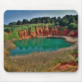 The Bauxite Cave, Otranto Mouse Pad