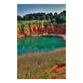 The Bauxite Cave Stationery Paper