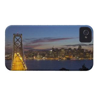 The Bay Bridge from Treasure Island 2 Case-Mate iPhone 4 Case