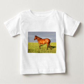 The Bay Mare Baby T-Shirt