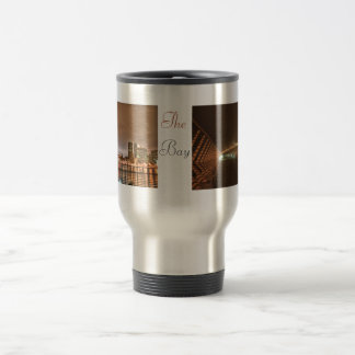 The Bay Stainless Steel Travel Mug