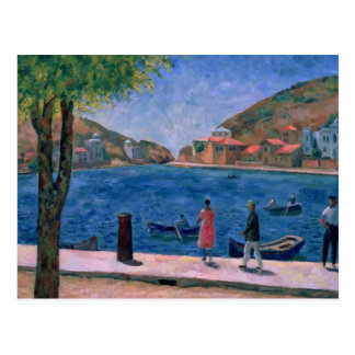 The Bay of Balaklava, 1927 Postcard