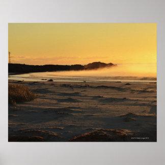 The Bay of Fires on Tasmania's East Coast 2 Print