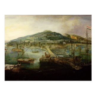 The Bay of Naples Postcard