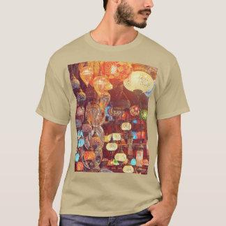 The bazaar lamps T-shirt