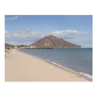 The beach at San Felipe on the Sea of Cortez Postcard