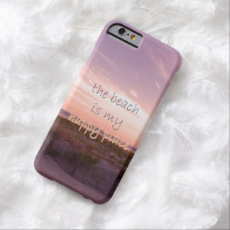 The Beach is My Happy Place iPhone 6 Case