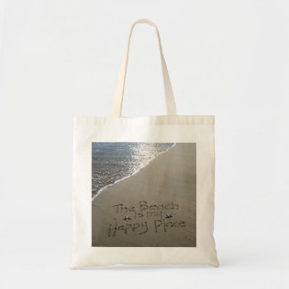 The Beach is my Happy Place Tote