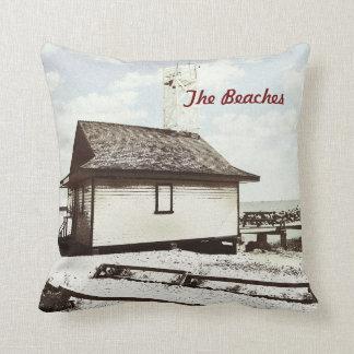 The Beaches, Toronto Cushion