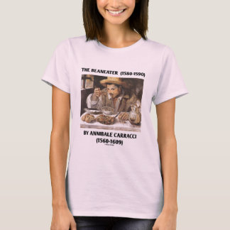 The Beaneater (1580-1590) By Annibale Carracci T-Shirt