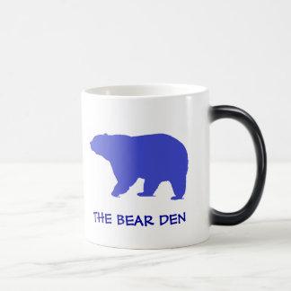 THE BEAR DEN COFFEE MUG