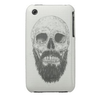 The beard is not dead iPhone 3 case