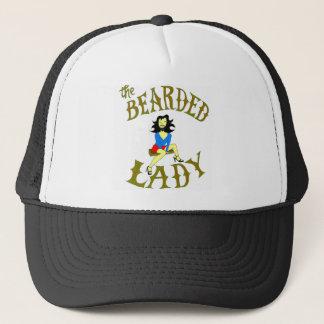 The Bearded Lady Trucker Hat