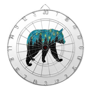 THE BEARS NIGHT DARTBOARD