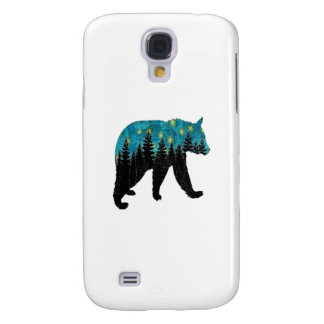 THE BEARS NIGHT SAMSUNG GALAXY S4 COVER