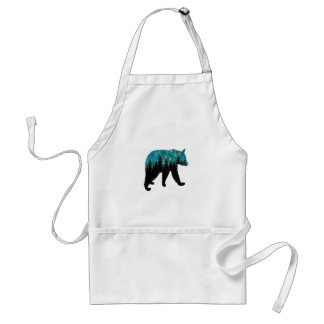 THE BEARS NIGHT STANDARD APRON