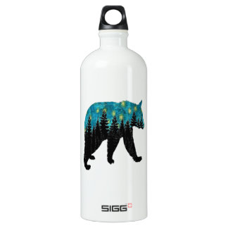 THE BEARS NIGHT WATER BOTTLE