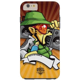The Beastie Boy Tough iPhone 6 Plus Case