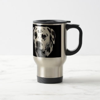 The Beau Dog Travel Mug