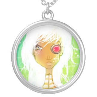 The Beautiful Android Necklace