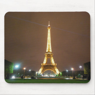 The Beautiful Eiffel Tower Mouse Pad
