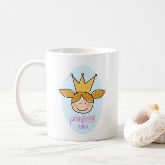 The Beautiful Little Princess - Princess Anna Coffee Mug