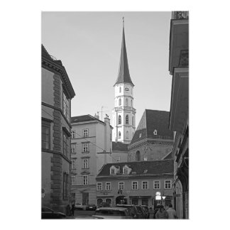 The beauty and grandeur of classical Vienna Photo Print