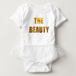 The Beauty Baby Bodysuit
