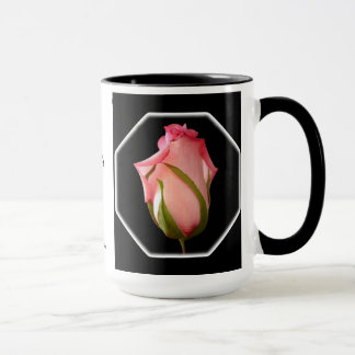 """The Beauty of a Rose"" Mug"