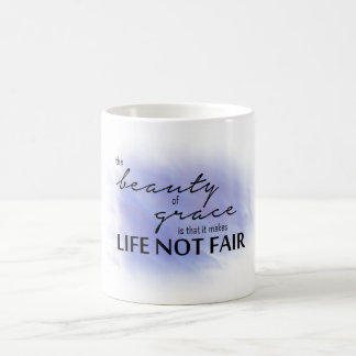 The Beauty of Grace Coffee Mug