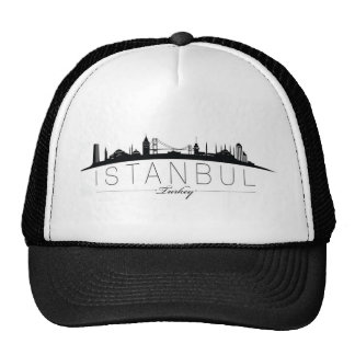 The Beauty of Istanbul Cap