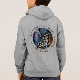 The Beauty of Our Nation Hoodie